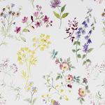DEKOSTOFF per lfm blickdicht  - Multicolor, ROMANTIK / LANDHAUS, Textil (145cm) - Landscape