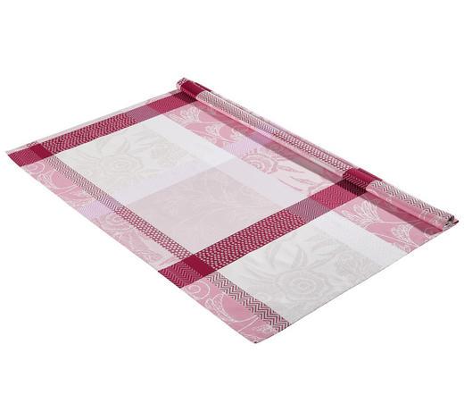 TISCHDECKE 100/100 cm   - Rosa, KONVENTIONELL, Textil (100/100cm) - Esposa