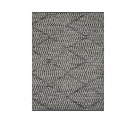 FLECKERLTEPPICH 60/120 cm - Grün, Design, Textil (60/120cm) - Boxxx