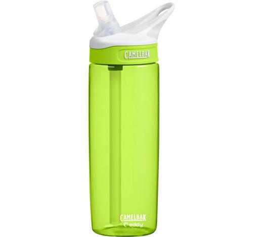 TRINKFLASCHE 0,6 L - Limette, Design, Kunststoff (0,6l)