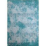 VINTAGE-TEPPICH Orleans  - Blau, LIFESTYLE, Textil (130/190cm) - Novel