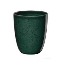 Lonček za kavo saisons - zelena, Basics, keramika (8,5/9,5cm) - ASA
