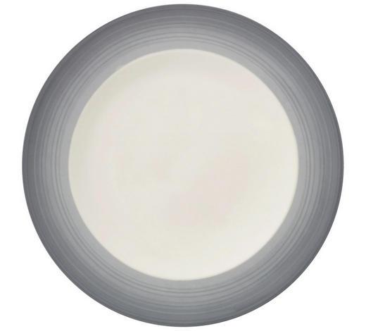 SPEISETELLER  - Creme/Grau, KONVENTIONELL, Keramik (27cm) - Villeroy & Boch