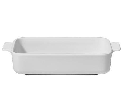 AUFLAUFFORM   - Weiß, KONVENTIONELL, Keramik (14/24cm) - Villeroy & Boch