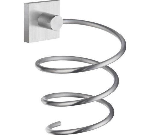 HAARTROCKNERHALTER Metall - Chromfarben, Basics, Metall (9/15,5cm)