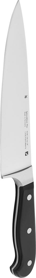 KOCHMESSER  Edelstahl  35 cm - Edelstahlfarben/Schwarz, Basics, Kunststoff/Metall (35cm) - WMF