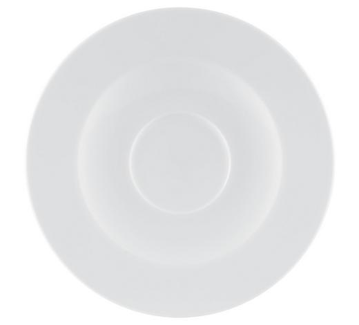 PODŠÁLEK, porcelán,  - bílá, Design, keramika (16,5cm) - Seltmann Weiden