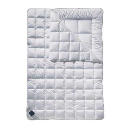 VIERJAHRESZEITENBETT  155/220 cm - Weiß, Basics, Textil (155/220cm) - BILLERBECK