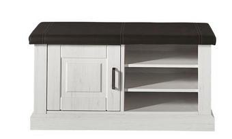 KLUPA ZA PREDSOBLJE - boje pinije, Lifestyle, drvni materijal/metal (99/50/42cm) - LANDSCAPE
