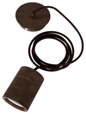 LAMPUPPHÄNG - bronsfärgad, Basics, metall (7,5/200cm) - Calex