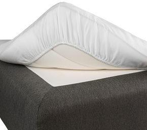 DRA-PÅ-LAKAN - vit, Basics, textil (150/210cm)