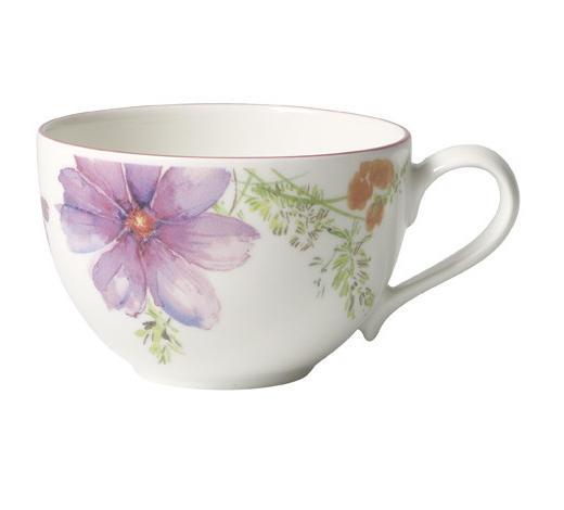 KAFFEETASSE 250 ml - Weiß, KONVENTIONELL, Keramik (0,25l) - Villeroy & Boch