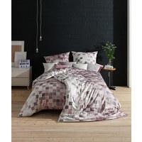 BETTWÄSCHE 140/200 cm - Bordeaux, KONVENTIONELL, Textil (140/200cm) - Estella