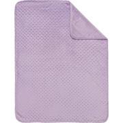 SCHMUSEDECKE 75/100 cm - Lila, Basics, Textil (75/100cm) - MY BABY LOU