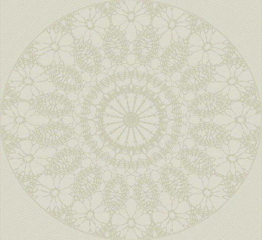 FLACHWEBETEPPICH  154/154 Rund cm - Design, Textil (154/154 Rundcm) - Boxxx