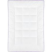 STEPPDECKE 140/200 cm - Weiß, Basics, Textil (140/200cm) - SLEEPTEX