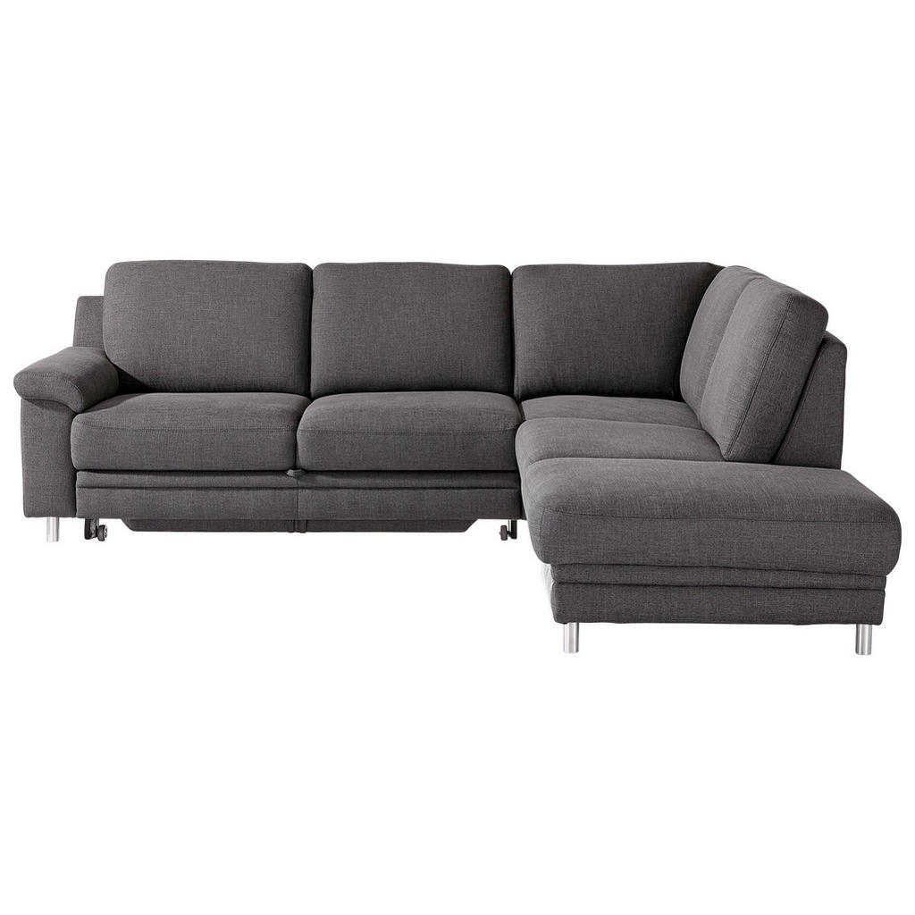 Pure Home Comfort WOHNLANDSCHAFT Grau