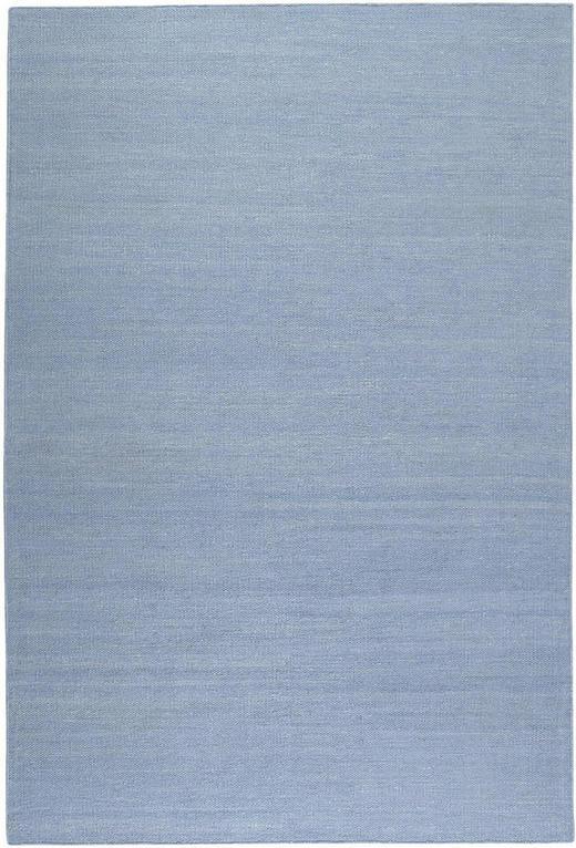 HANDWEBTEPPICH  130/190 cm  Hellblau - Hellblau, Basics, Textil (130/190cm) - Esprit
