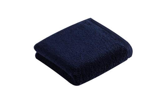 HANDTUCH 50/100 cm - Dunkelblau, Basics, Textil (50/100cm) - Vossen