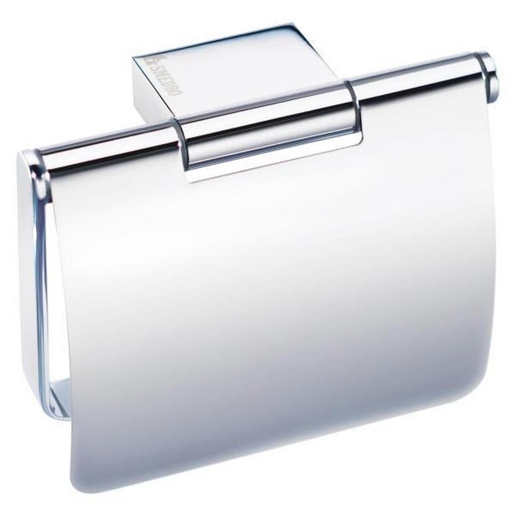 Schon ... Gebürstetem Nickel Toilettenpapierhalter Mit Cover12.5 X 14,5 X Freistehender  Toilettenpapierhalter Aus Geburstetem Nickel Fesselnd InterDesign 90177EU  ...