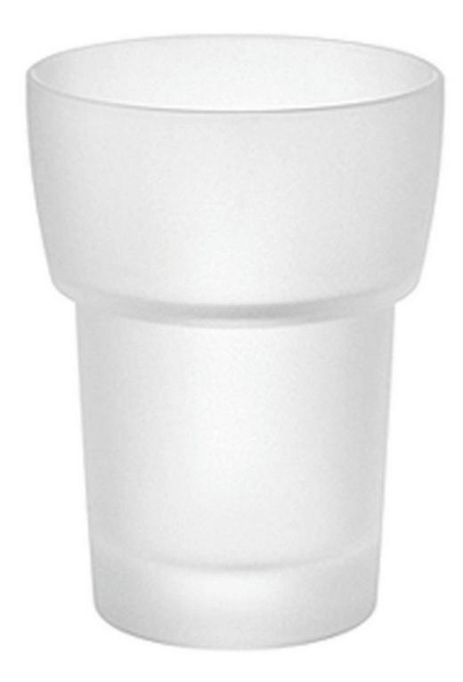 ZAHNPUTZBECHER - Basics, Glas (5,35/10cm)