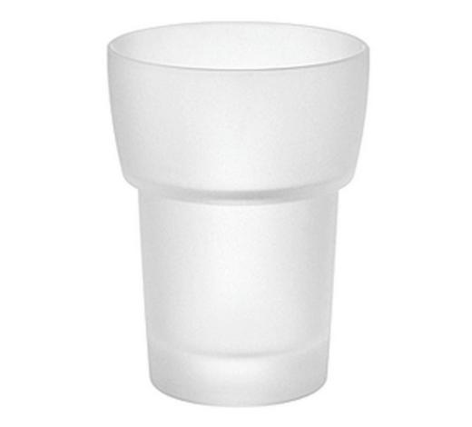 ZAHNPUTZBECHER Glas  - Basics, Glas (5,35/10cm)