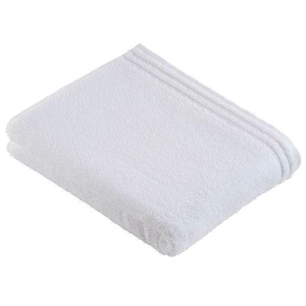 BADETUCH 100/150 cm - Weiß, Basics, Textil (100/150cm) - VOSSEN