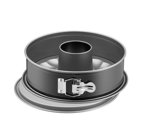 SPRINGFORM - Dunkelgrau, Design, Metall (26cm) - Kaiser