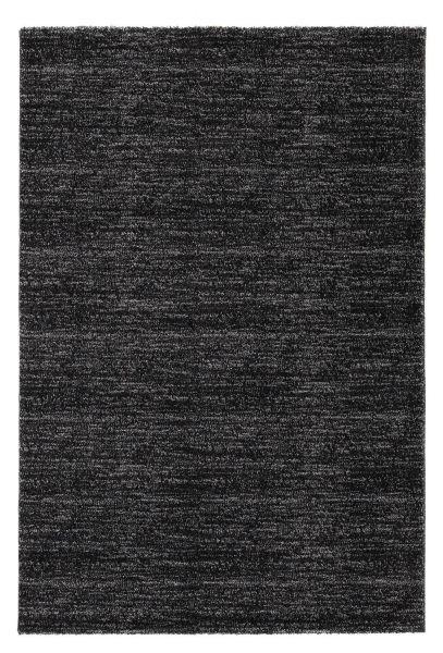WEBTEPPICH  200/200 cm  Anthrazit - Anthrazit, Basics, Textil (200/200cm) - Novel