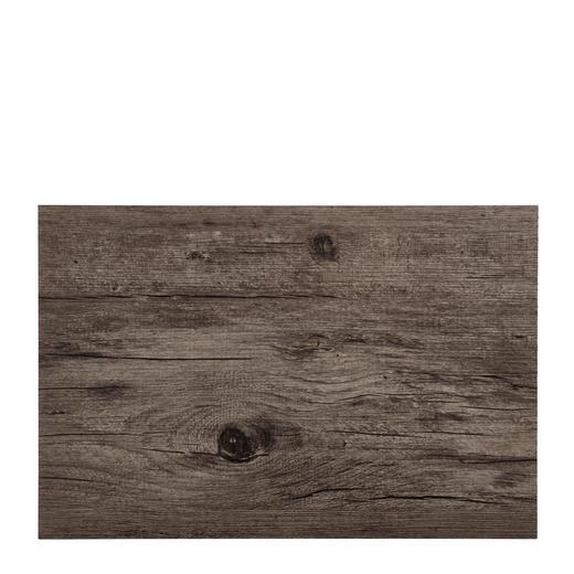 4-TEILIGES TISCHSET - Dunkelgrau, KONVENTIONELL, Kunststoff (45/30cm)