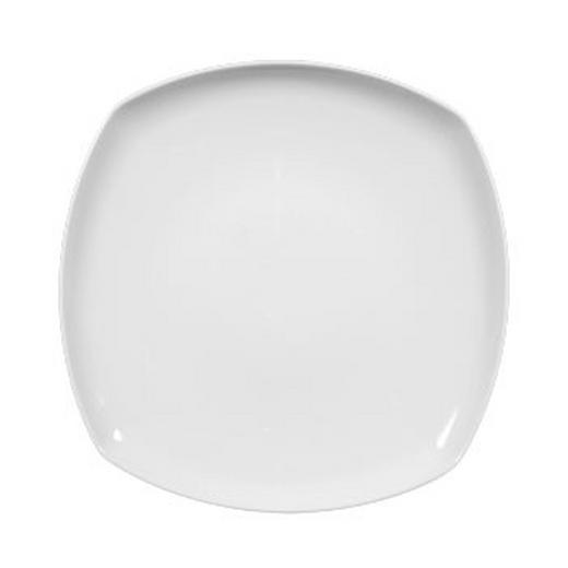 SPEISETELLER Porzellan - Weiß, Basics (26/26cm) - SELTMANN WEIDEN