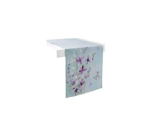 TISCHLÄUFER Textil Webstoff Multicolor 40/140 cm - Multicolor, Design, Textil (40/140cm) - Esposa