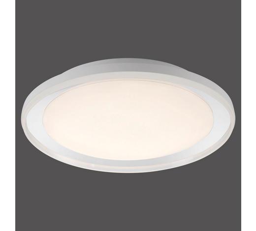 BADEZIMMER-DECKENLEUCHTE - Chromfarben, MODERN, Kunststoff/Metall (45/45/8,5cm)