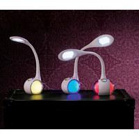 LED-SCHREIBTISCHLEUCHTE - Weiß, LIFESTYLE, Kunststoff/Metall (13,5/11,5/52,5cm) - Boxxx