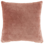 ZIERKISSEN 48/48 cm - Braun, Basics, Textil (48/48cm) - Novel