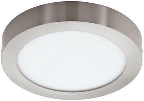SKÅPBELYSNING - nickelfärgad, Basics, metall/plast (25/3,5cm)