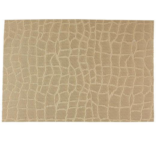 TISCHSET 30/45 cm Kunststoff  - Beige, Basics, Kunststoff (30/45cm) - Ritzenhoff Breker