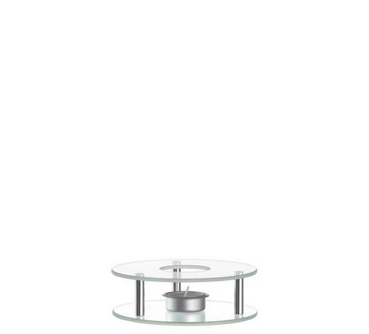 STÖVCHEN - Klar, Design, Glas (15,6/5,5cm) - Leonardo