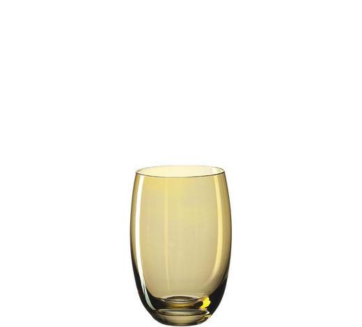 LONGDRINKGLAS 320 ml - Bernsteinfarben, LIFESTYLE, Glas (0,46l) - Leonardo