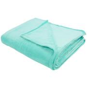 KUSCHELDECKE 150/200 cm - Türkis, Basics, Textil (150/200cm) - Novel