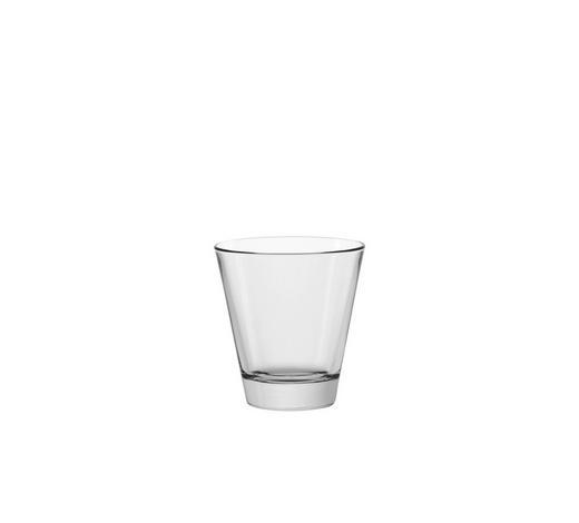 TRINKGLAS 215 ml  - Klar, Basics, Glas (8.5/9/8.5cm) - Leonardo