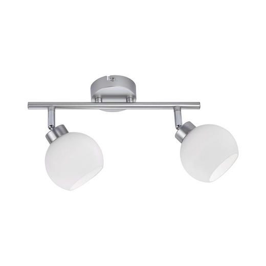 REFLEKTOR - bijela/boje nikla, Design, metal (44/22/20cm) - Boxxx