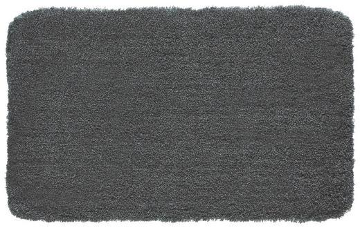 BADTEPPICH  Anthrazit - Anthrazit, Basics, Kunststoff/Textil (70/120cm) - Kleine Wolke