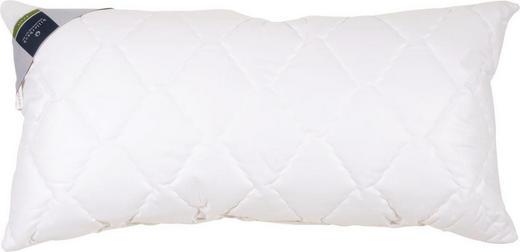 KOPFPOLSTER 40/80 cm - Weiß, Basics, Textil (40/80cm) - Billerbeck