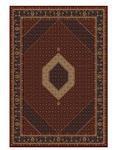 WEBTEPPICH  200/290 cm  Rot - Rot, Basics, Naturmaterialien/Textil (200/290cm) - Novel