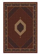 WEBTEPPICH  200/290 cm  Rot - Rot, Basics, Textil/Weitere Naturmaterialien (200/290cm) - Novel