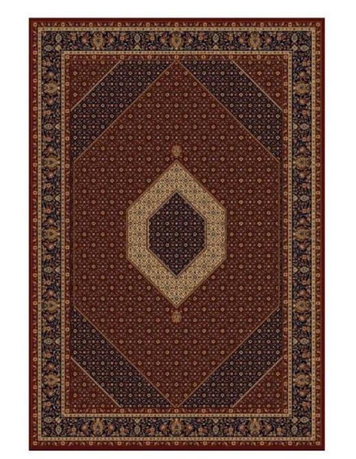 WEBTEPPICH  240/340 cm  Rot - Rot, Basics, Textil/Weitere Naturmaterialien (240/340cm) - Novel