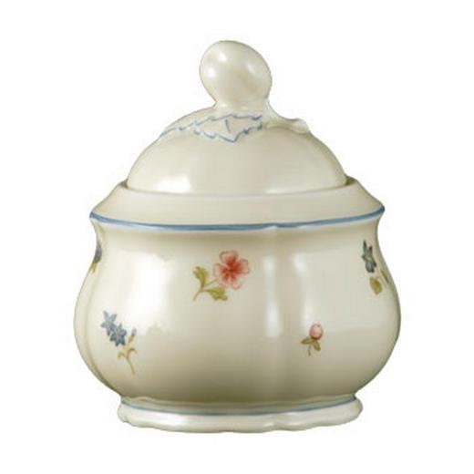 ZUCKERDOSE Keramik - Creme, Basics, Keramik (0.25l) - Seltmann Weiden