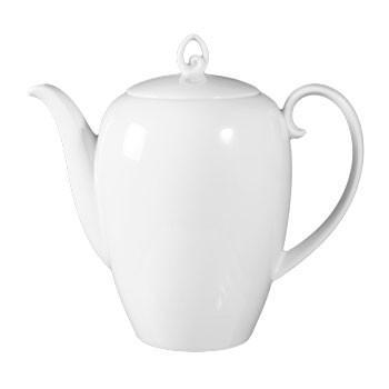 KAFFEEKANNE 1 l - Weiß, Basics, Keramik (1l) - Seltmann Weiden