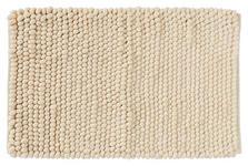 BADEMATTE in Creme 50/80 cm - Creme, Basics, Kunststoff/Textil (50/80cm) - Esposa